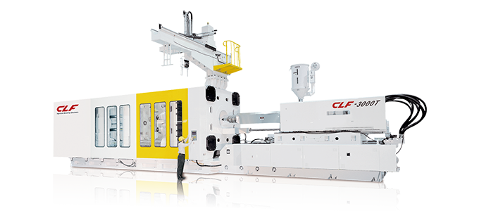 Large Plastic Injection Molding Machine