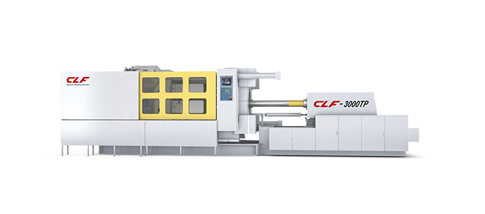 Two Platen Plastic Injection Molding Machine